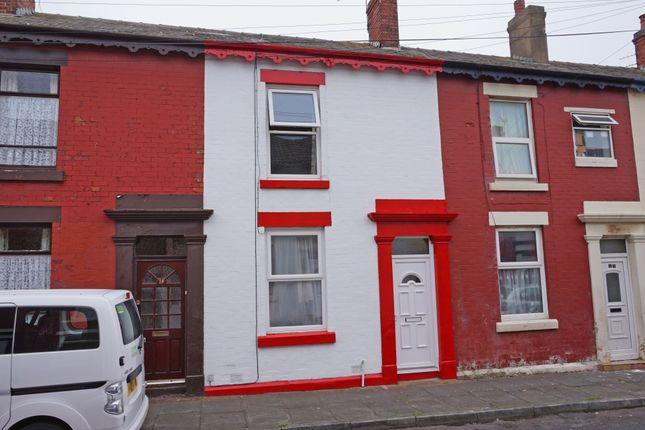Percy Street, Blackpool FY1