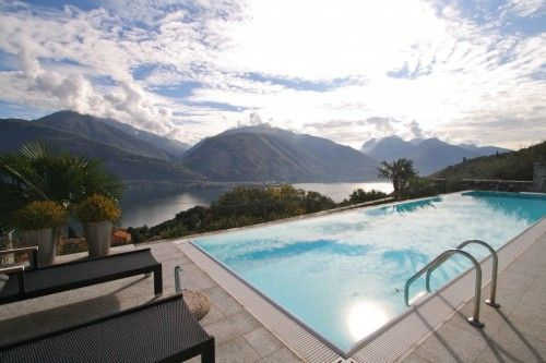 Thumbnail Villa for sale in Cremia, Lombardy, Italy