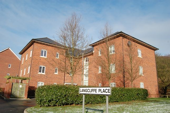Thumbnail Flat to rent in Langcliffe Place, Radcliffe, Manchester