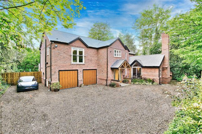 Thumbnail Detached house for sale in Ackers Road, Stockton Heath, Warrington
