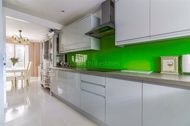 Thumbnail Terraced house for sale in Heatherwood Close, Wanstead, London