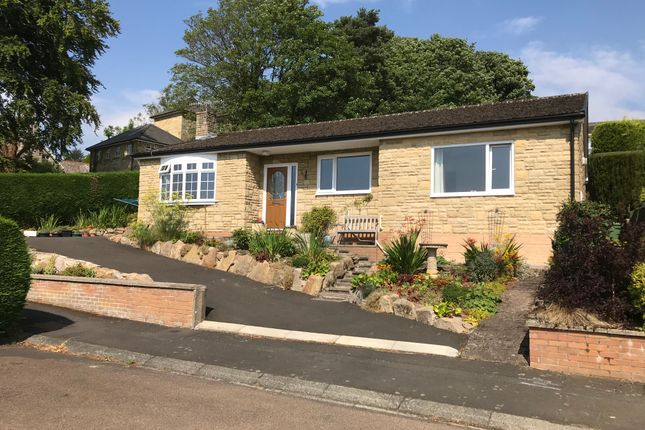 Thumbnail Detached bungalow for sale in Cragside Court, Rothbury, Morpeth
