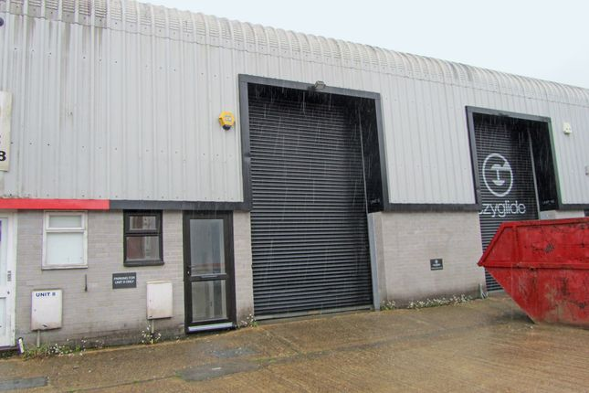 Thumbnail Light industrial to let in Unit 9 Millbrook Business Park, Sybron Way, Farningham Road, Crowborough