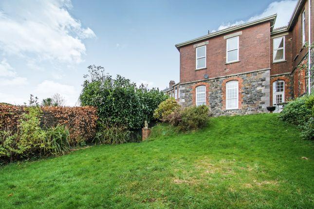 Thumbnail Terraced house for sale in Tower Lane, Moorhaven, Ivybridge