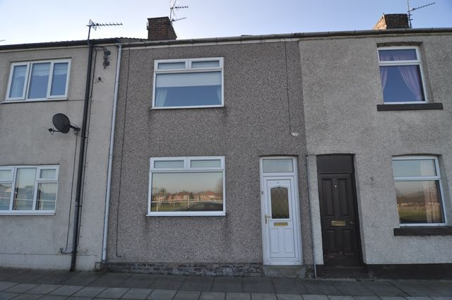Thumbnail Terraced house to rent in Albion Street, Spennymoor