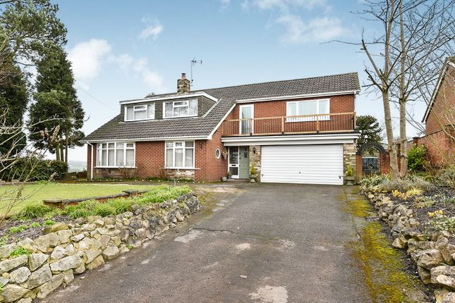 Thumbnail Detached house for sale in Godley Lane, Dilhorne, Stoke-On-Trent