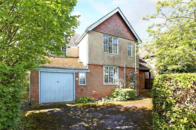 Thumbnail Detached house for sale in Windmill Hill, Alton, Hampshire