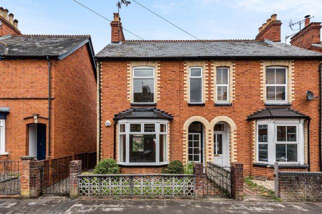 3 bed semi-detached house to rent in Newbury, Berkshire RG14