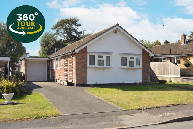3 bed detached bungalow for sale in Fordview Close, Great Glen, Leicester LE8