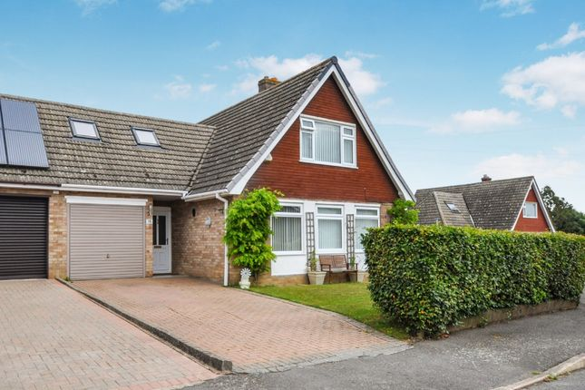 Thumbnail Property for sale in Church Road, Great Stukeley, Huntingdon