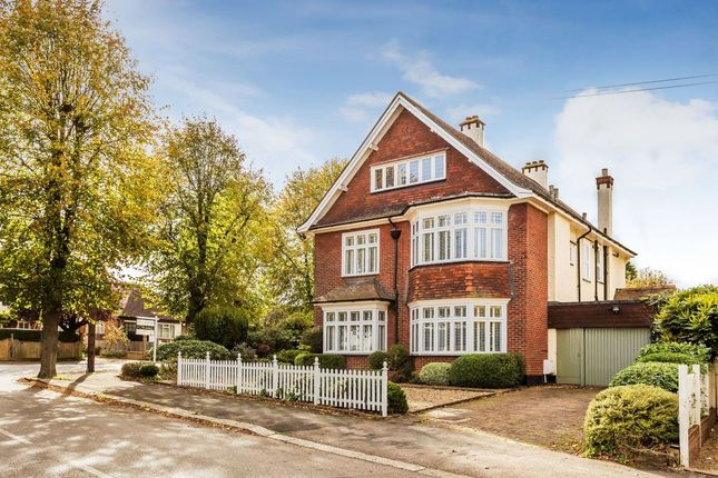Thumbnail Detached house for sale in The Ridgway, Sutton
