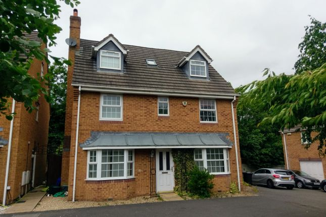 Thumbnail Detached house to rent in Casson Drive, Bristol