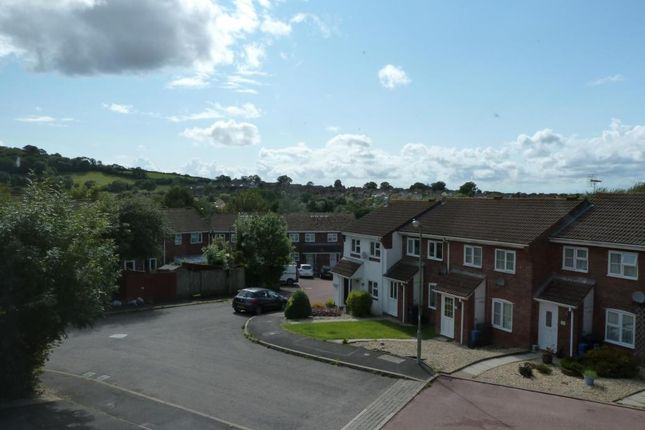 View From Front of Brand Road, Honiton, Devon EX14