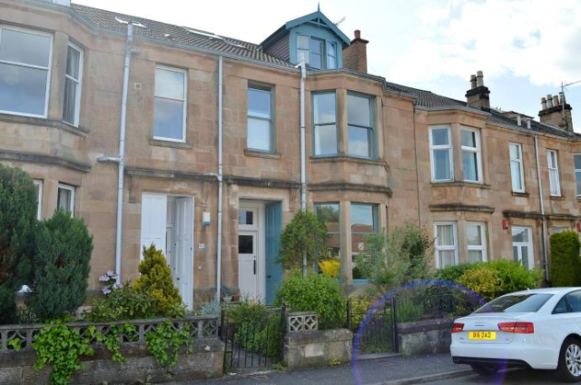 Thumbnail Terraced house to rent in Berridale Avenue, Glasgow