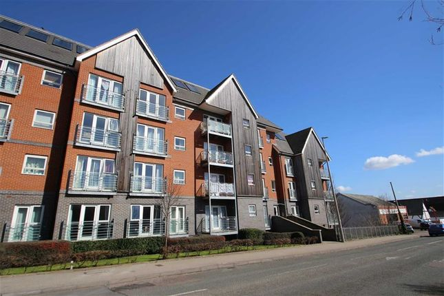 Thumbnail Flat to rent in Coleman House, Bletchley, Bletchley
