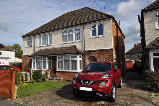3 bed semi-detached house to rent in Beckingham Road, Guildford GU2