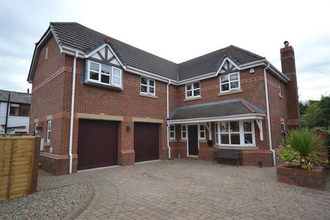 Thumbnail Detached house for sale in Church Gardens, Euxton, Chorley