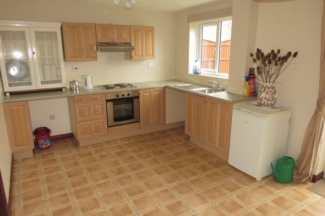 Thumbnail Semi-detached house for sale in Castle View, Walcott, Lincoln