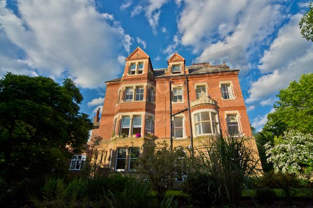 Thumbnail Flat to rent in Flat 7, Arundel House, Park Valley, The Park, Nottingham