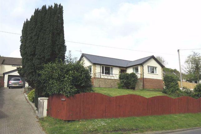 Thumbnail Detached bungalow for sale in New Road, Ynysybwl, Pontypridd