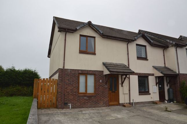 3 bed end terrace house to rent in Hanover Parc, Indian Queens, St. Columb TR9