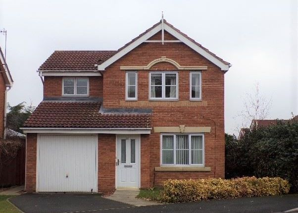 Thumbnail Detached house for sale in Blencathra Way, Blaydon-On-Tyne