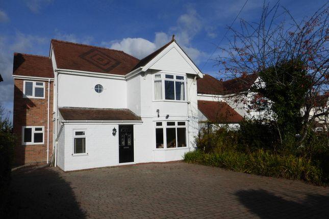 Thumbnail Detached house for sale in Cheltenham Road, Longlevens, Gloucester