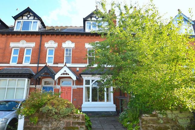 Thumbnail Terraced house for sale in Greenhill Road, Moseley, Birmingham