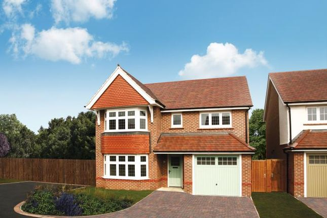 Thumbnail Detached house for sale in Bowden Chase, Berry Close, Great Bowden, Market Marborough