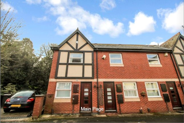 Thumbnail Semi-detached house to rent in Colleton Mews, Exeter
