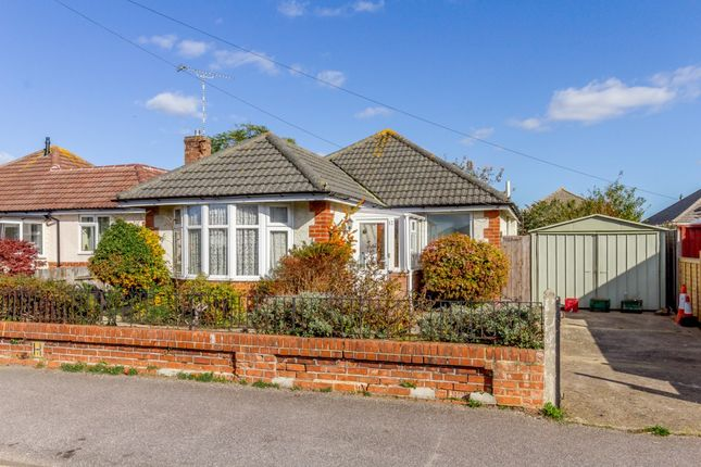 Thumbnail Detached bungalow for sale in Sandown Road, Christchurch, Dorset