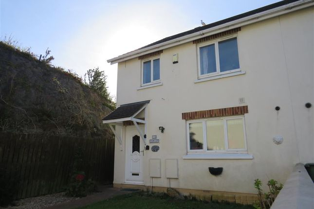 Thumbnail Semi-detached house to rent in Jonida Close, Torquay