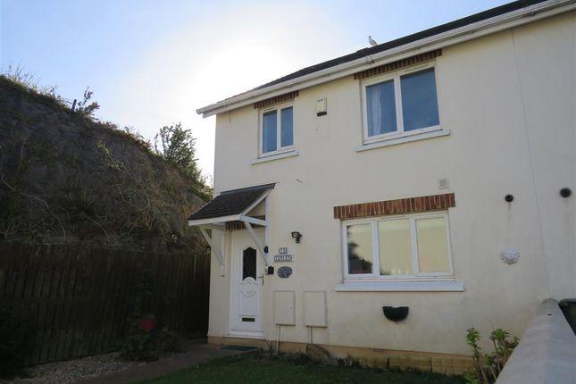 Thumbnail Semi-detached house to rent in Jonida Close, Torquay