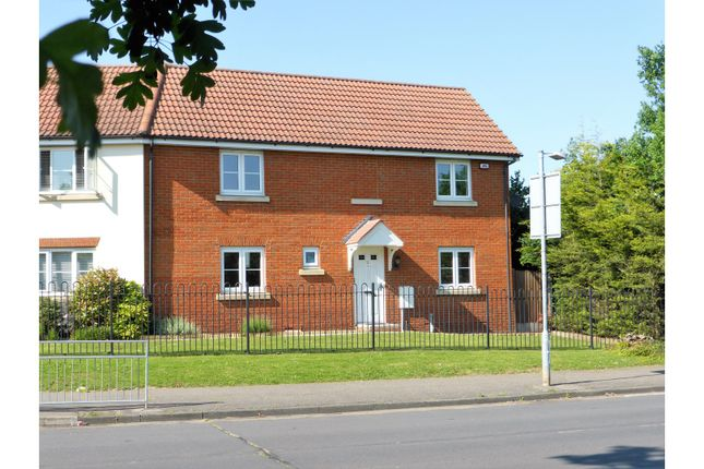 Thumbnail Semi-detached house for sale in The Nave, Basildon