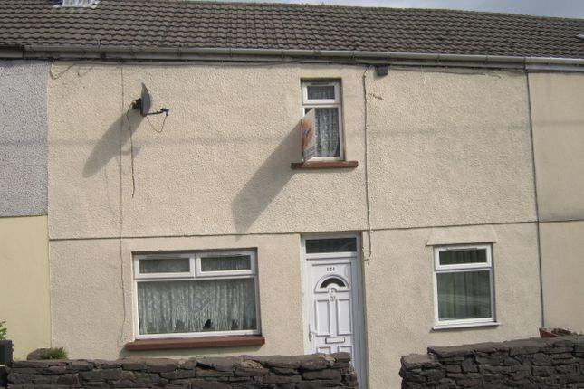 Thumbnail Terraced house for sale in Bailey Street, Deri