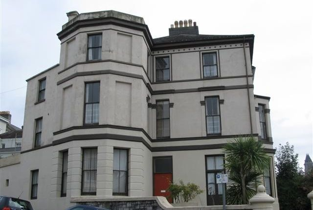 Thumbnail Town house to rent in Ermington Terrace, Mutley, Plymouth