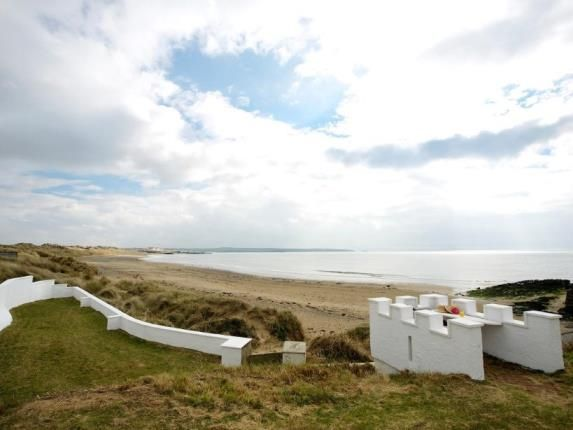 Thumbnail Detached house for sale in Rhosneigr, Sir Ynys Mon, .