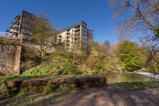 "Thumbnail Flat for sale in ""Gerbera"" at Hamilton Drive, Glasgow"