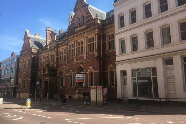 Thumbnail Leisure/hospitality for sale in Lichfield Street, Wolverhampton