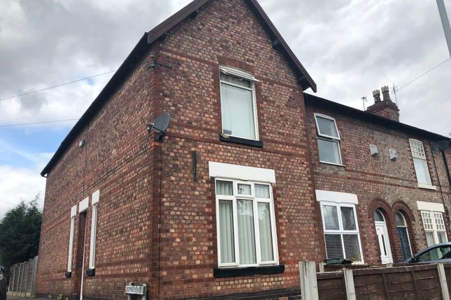 Thumbnail End terrace house to rent in Worsley Crescent, Offerton, Stockport