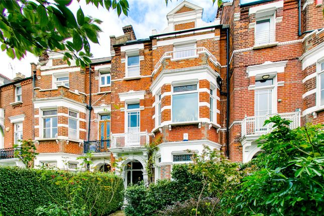 External of Clapham Common North Side, London SW4