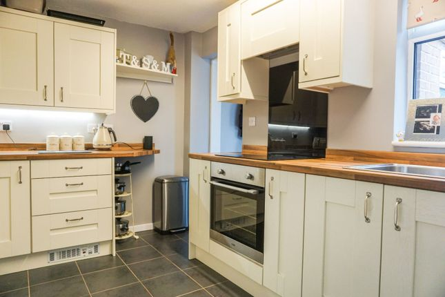 Thumbnail Terraced house for sale in Wrenbury Heath, Nantwich
