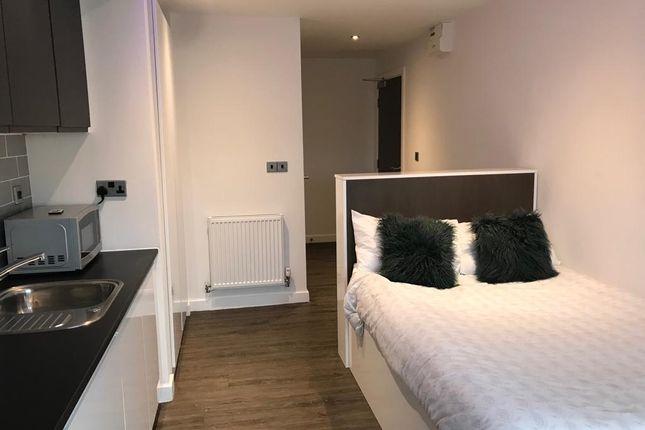 Studio to rent in Hodgson Street, Sheffield S3