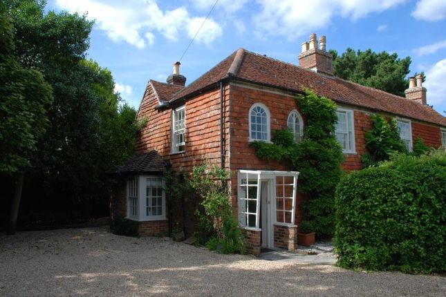 Thumbnail Semi-detached house to rent in Kings Saltern Road, Lymington, Hampshire