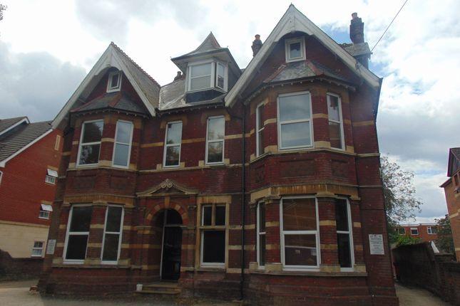 Thumbnail Flat to rent in Hulse Road, Shirley, Southampton