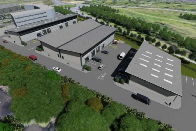 Thumbnail Light industrial to let in Innovation Way, Tunstall, Stoke-On-Trent