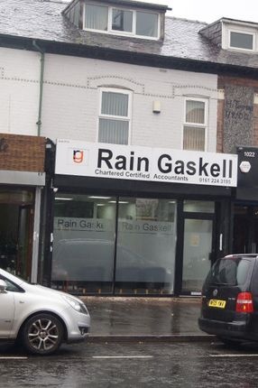 Thumbnail Office to let in Stockport Road, Levenshulme, Manchester