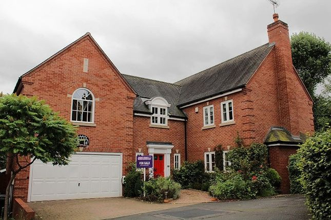 Thumbnail Detached house for sale in Yeldside Gardens, Cleobury Mortimer