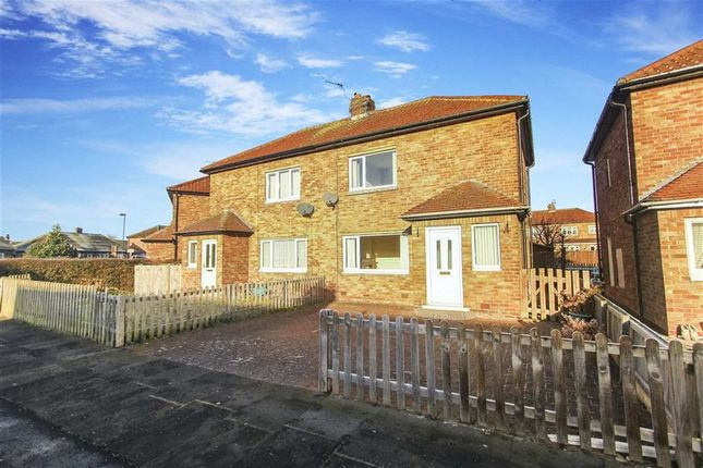 Thumbnail Semi-detached house to rent in Dudley Court, Manor Walks Shopping Centre, Cramlington