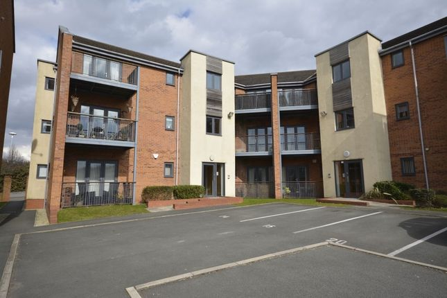 Thumbnail Flat to rent in Arbour Walk, Helsby, Frodsham